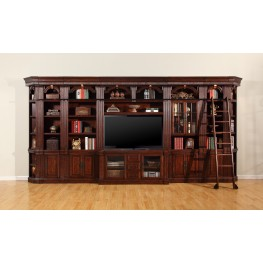 Wellington Entertainment Wall Unit