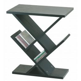 Zig Zag Black Accent Table