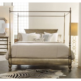 Montage Gold King Canopy Bed