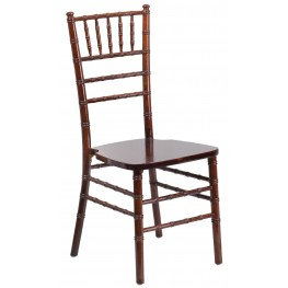 Flash Elegance Fruitwood Chiavari Chair