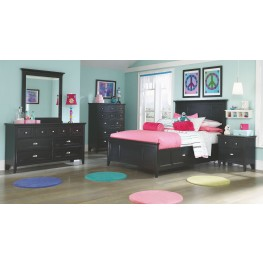 Bennett Panel Storage Bedroom Set