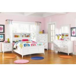 Kenley Youth Bookcase Bedroom Set