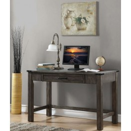 Storehouse Gray Writing Desk