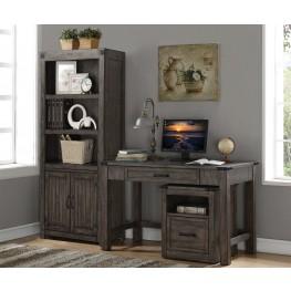Storehouse Gray Home Office Set