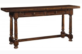 Egerton Flip Top Console Table