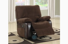Caputo Rocking Reclining Chair