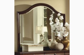 Sheridan Burnished Cherry Mirror
