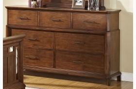 Clark's Crossing African Honey Dresser