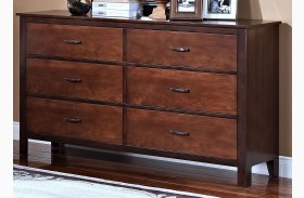 Bishop African Chestnut /Ginger Dresser