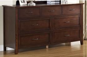 Serenity African Chestnut Dresser