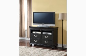 Jaquelyn Black Media Console