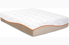 Picasso White King Mattress