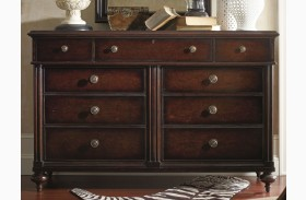 British Colonial Dresser