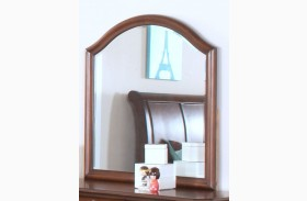 Sheridan Burnished Cherry Youth Mirror