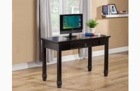Tamarack Black Desk