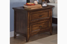 Logan Spice Youth Nightstand