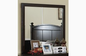 Canyon Ridge African Chestnut Youth Mirror