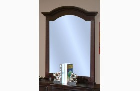 Victoria Espresso Youth Mirror