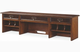 Mercantile Whiskey Desk Hutch
