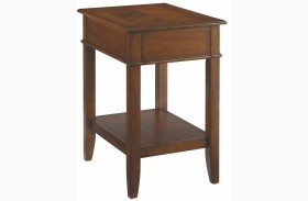 Mercantile Whiskey Corner Table