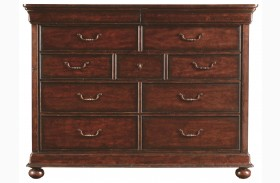 Portfolio Louis Philippe Orleans Dressing Chest