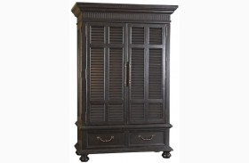 Kingstown Rich Tamarind Trafalgar Armoire