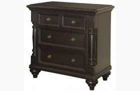 Kingstown Rich Tamarind Stony Point Nightstand