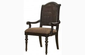 Kingstown Rich Tamarind Isla Verde Arm Chair