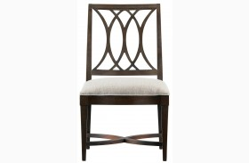 Coastal Living Resort Channel Marker Heritage Coast Side Chair