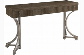 Coastal Living Resort Channel Marker Curl Tide Flip Top Table