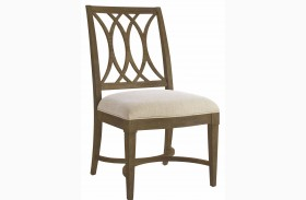 Coastal Living Resort Deck Heritage Coast Side Chair