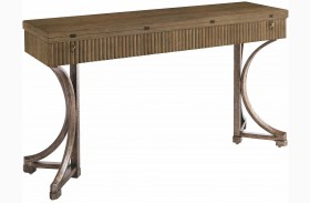 Coastal Living Resort Deck Curl Tide Flip Top Table