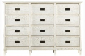 Coastal Living Resort Sail Cloth Haven's Harbor Dresser