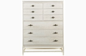 Coastal Living Resort Sail Cloth Tranquility Isle Drawer Chest