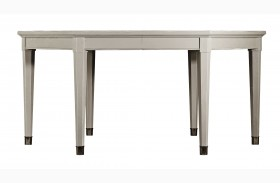 Coastal Living Resort Morning Fog Soledad Promenade Leg Table