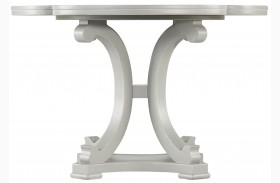 Coastal Living Resort Morning Fog Seascape Table