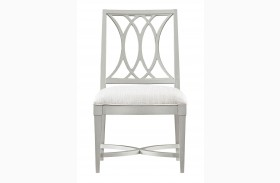Coastal Living Resort Morning Fog Heritage Coast Side Chair