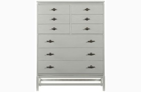 Coastal Living Resort Morning Fog Tranquility Isle Drawer Chest