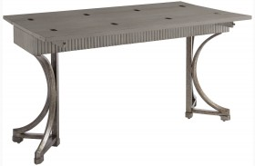 Coastal Living Resort Morning Fog Curl Tide Flip Top Table