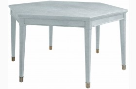 Coastal Living Resort Sea Salt Soledad Promenade Extendable Leg Dining Table