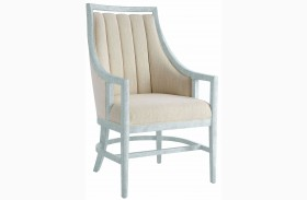 Coastal Living Resort Sea Salt By the Bay Host Chair