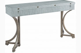 Coastal Living Resort Sea Salt Curl Tide Flip Top Table