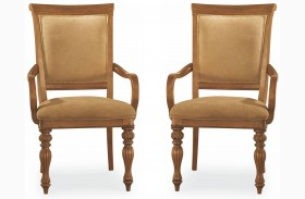 Grand Isle Amber Arm Chair Set Of 2