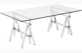 Lado Chrome Coffee Table
