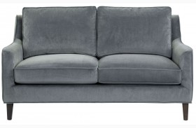 Hanover Granite Fabric Loveseat