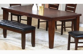 Imperial Oak Rectangular Dining Table