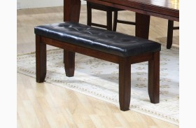 Imperial Dark Brown Bench