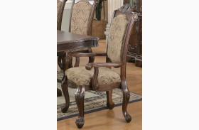 Andrea Tan Arm Chair Set of 2