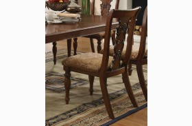 Addison Cherry Side Chair Set of 2