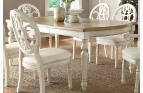 Rebecca Rectangular Dining Table